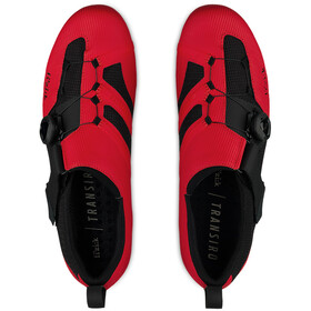 Fizik Transiro Infinito R3 Triathlonschuhe rot/schwarz